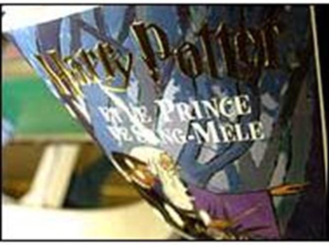 6. Harry Potter piyasada